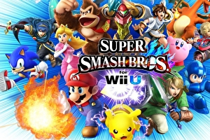 Un capitolo di Super Smash Bros per Switch in arrivo quest