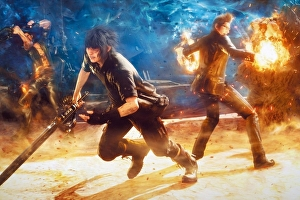 Final Fantasy XV: niente Denuvo su PC