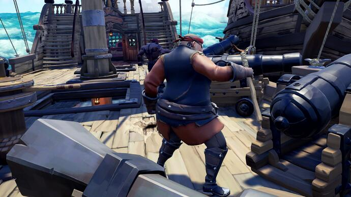 Sea of Thieves is having another beta-style Scale Test this weekend