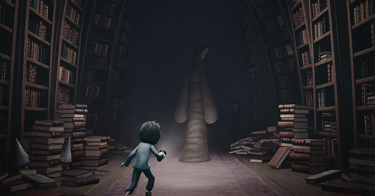 Little Nightmares Final Dlc Story Episode The Residence Is Out Now Eurogamer Net