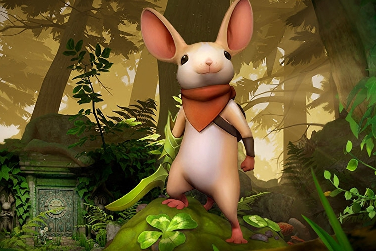 Moss review - PlayStation VR's finest game to date