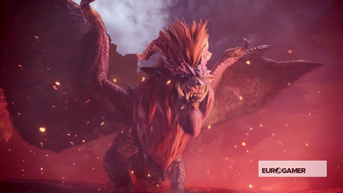Monster Hunter World - Teostra strategy, Teostra weakness explained