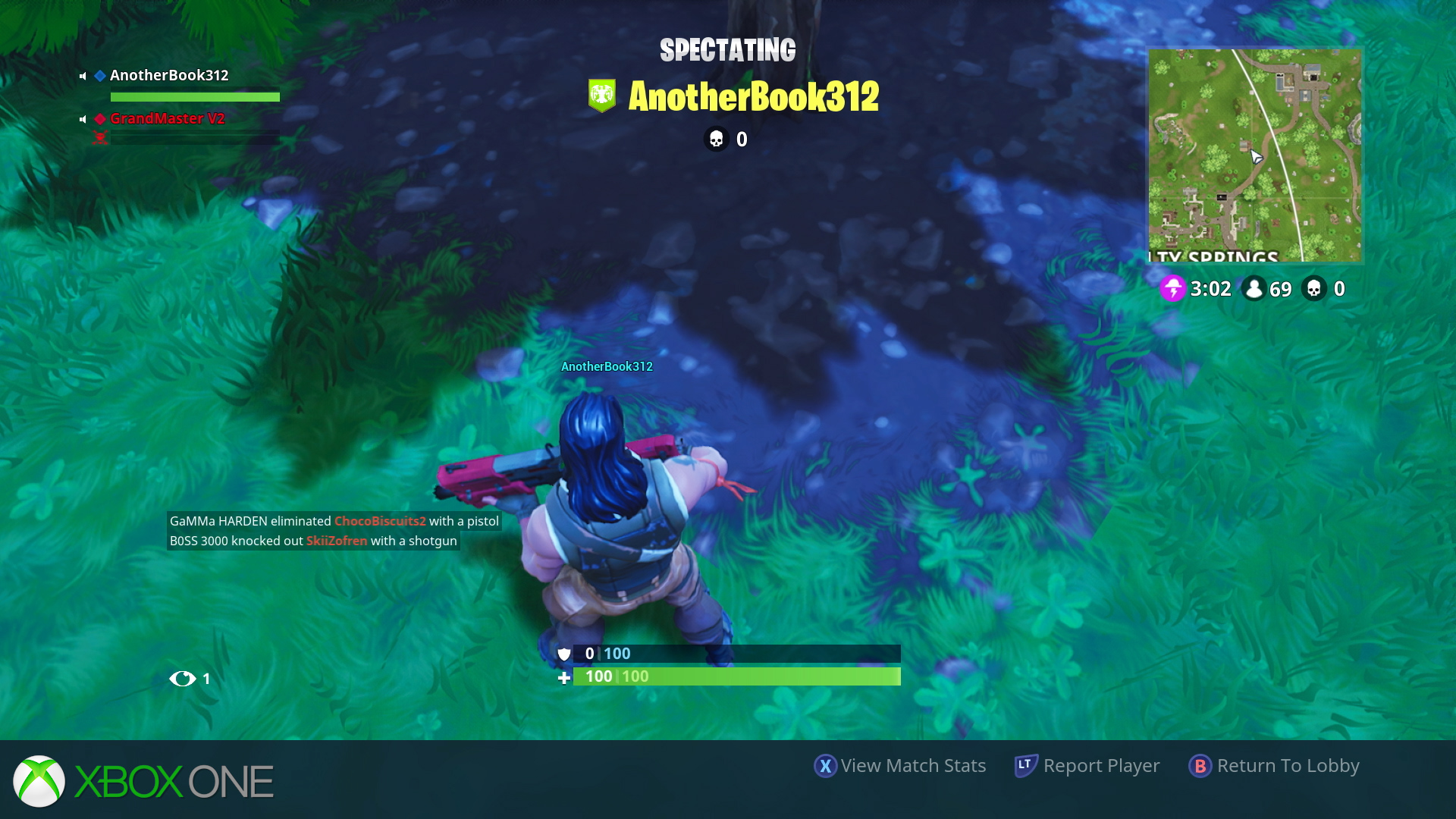 fortnite hack (xbox one and ps4) unpatched
