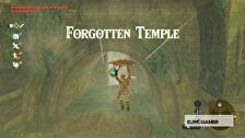 Zelda Rona Kachta And The Forgotten Temple Solution In Breath Of