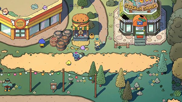 The Swords of Ditto Gets April Release Date