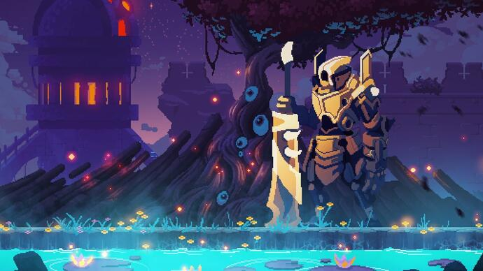 """Awesome """"roguevania"""" Dead Cells gets its final big content update before leaving earlyaccess"""