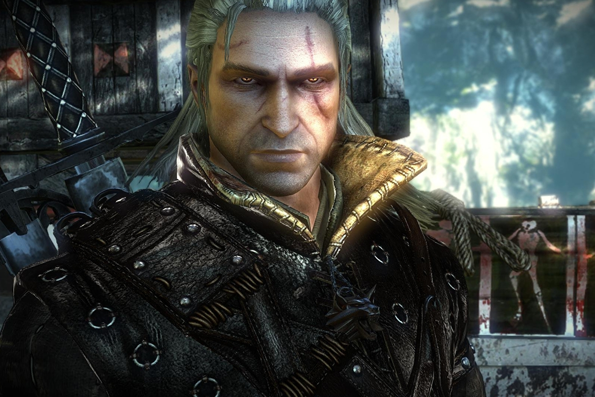 How Does Xbox One X S 4k Enhanced Witcher 2 Compare With Pc Eurogamer Net