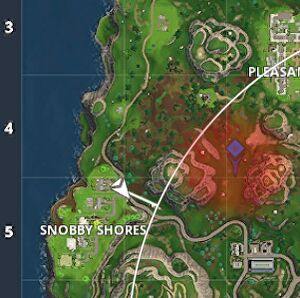 snobby shores map - photo #30