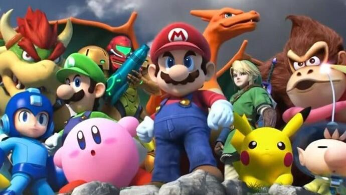 Super Smash Bros. announced for NintendoSwitch