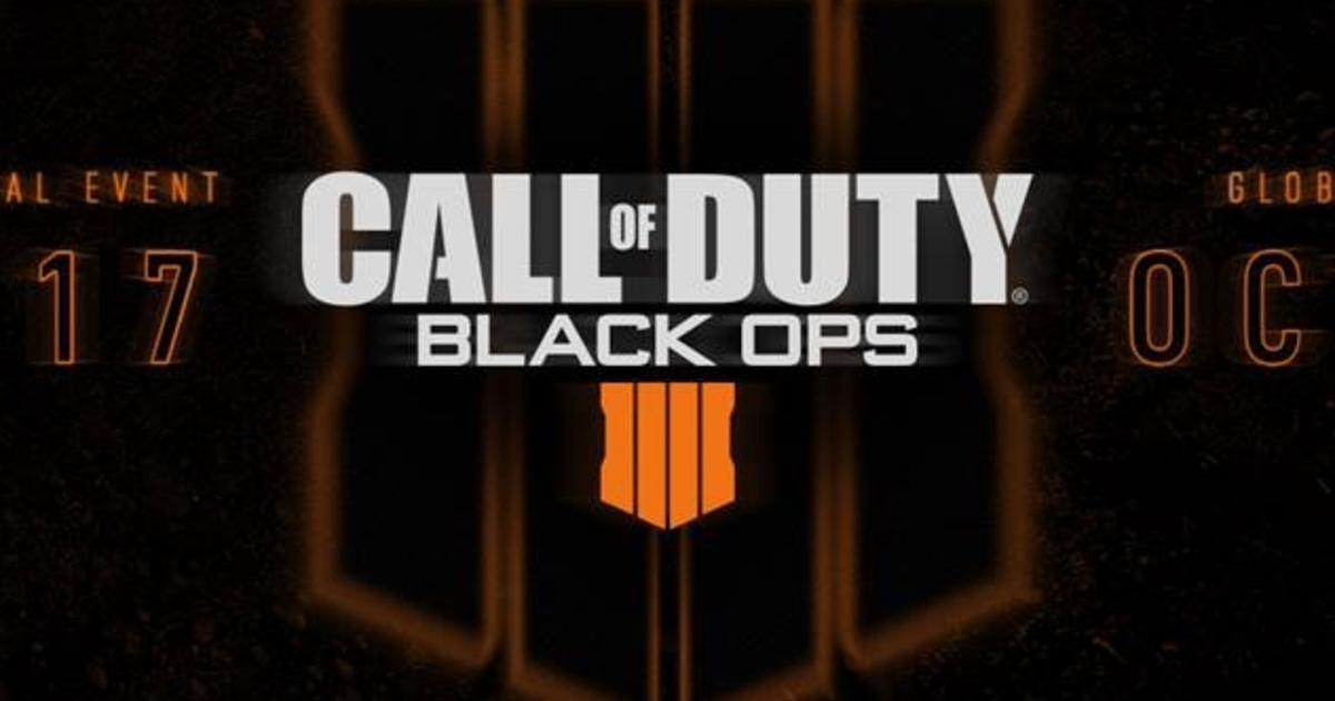 Call of Duty: Black Ops 4 announced, out before Red Dead ...