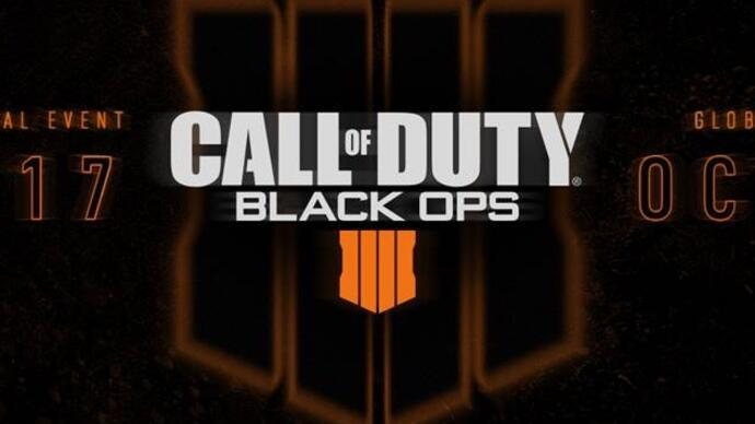 Call of Duty: Black Ops 4 announced, out before Red Dead Redemption2