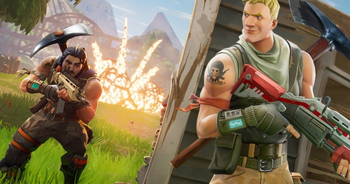 Fortnite Battle Royale is heading to mobile devices soon ...