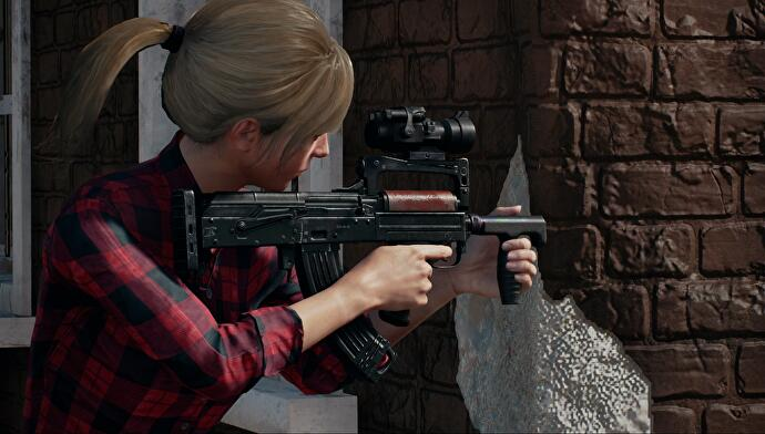Pubg Weapons Damage Stats Mp5k Stats Damage Chart And The