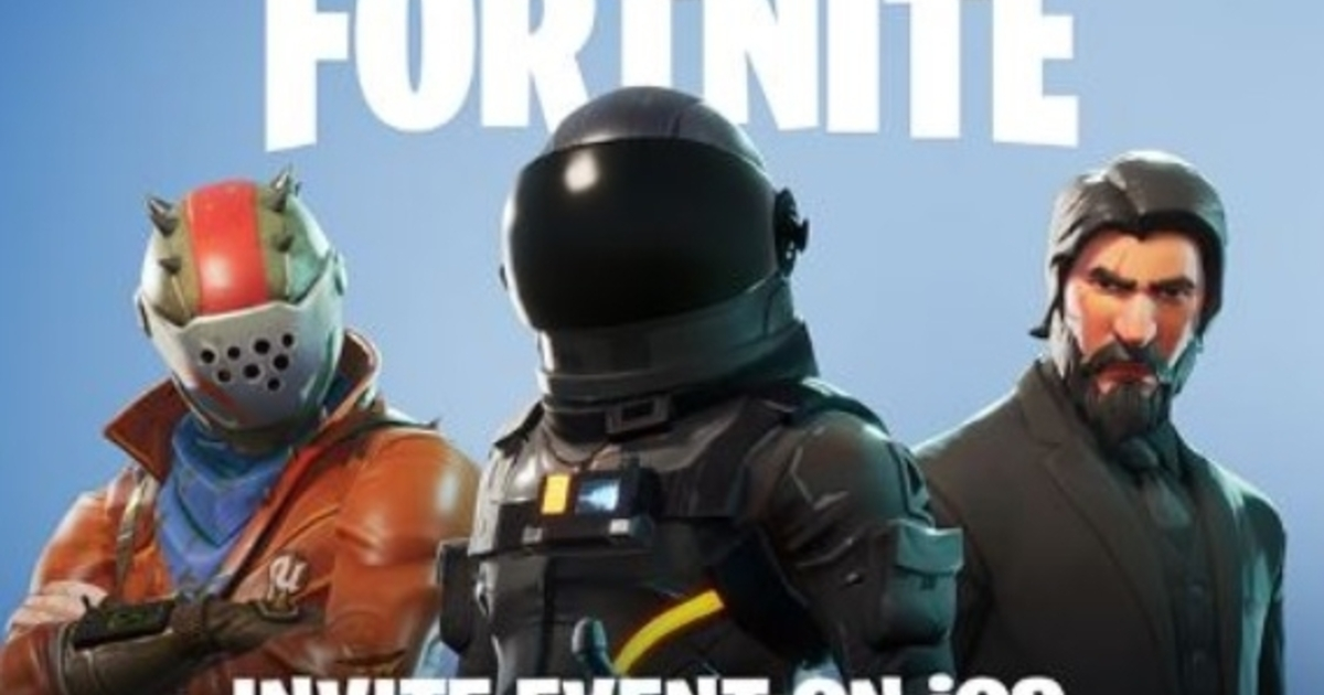 Fortnite mobile: iOS invites, Android access and ...