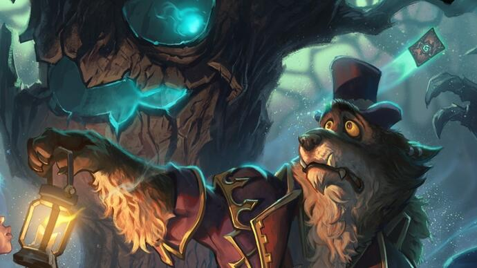 Hearthstone's new expansion The Witchwood is all about werewolves