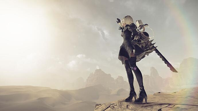 nier automata game of the year edition release