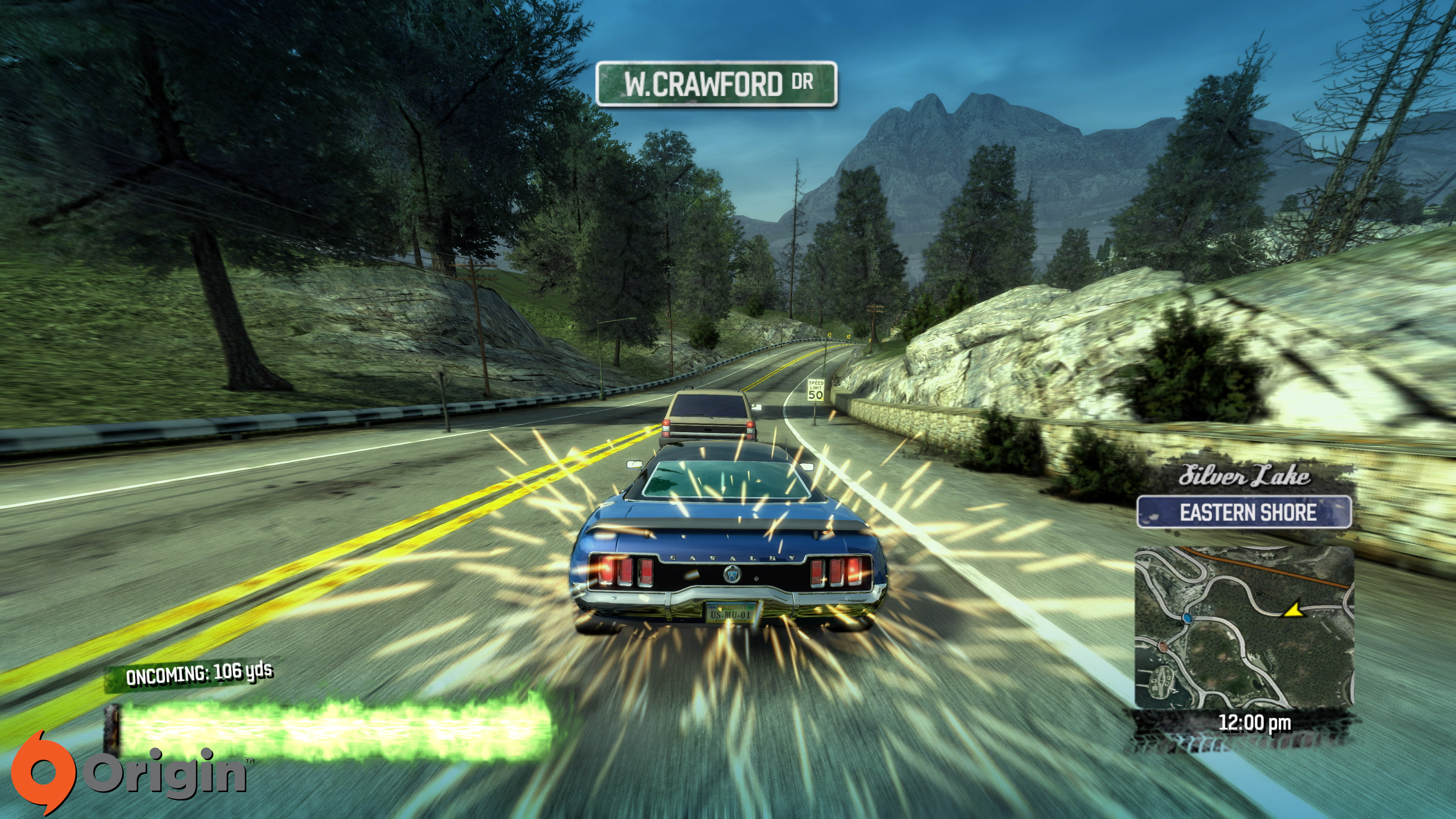 Burnout Paradise Remastered is more than just a PC port