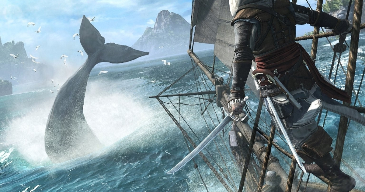 Sea of meaning: how games have explored the ocean