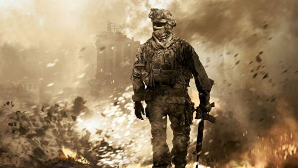 Call of Duty: Modern Warfare 2 Remastered appare su Amazon