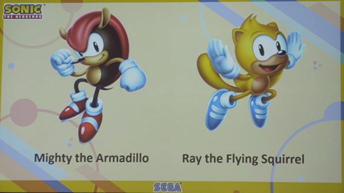 There's an updated, expanded version of Sonic Mania coming