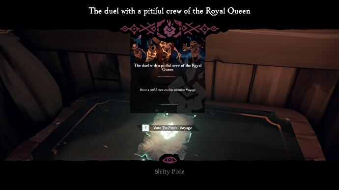 Sea of Thieves guide - how to start Voyages, quest structure, and