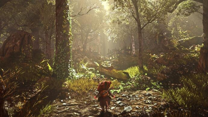 Gorgeous mouse RPG Ghost of a Tale gets a massive, much-needed bug-quashing update