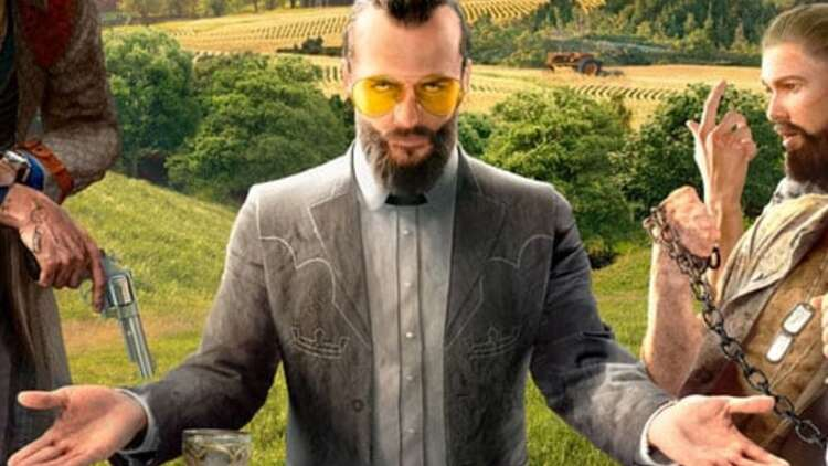 far cry 5 characters names