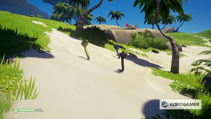 Sea of Thieves chicken, pig and snake locations - how to find and
