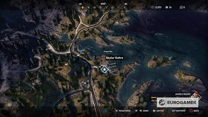 Far Cry 5 Skylar Missions How To Complete The Admiral And