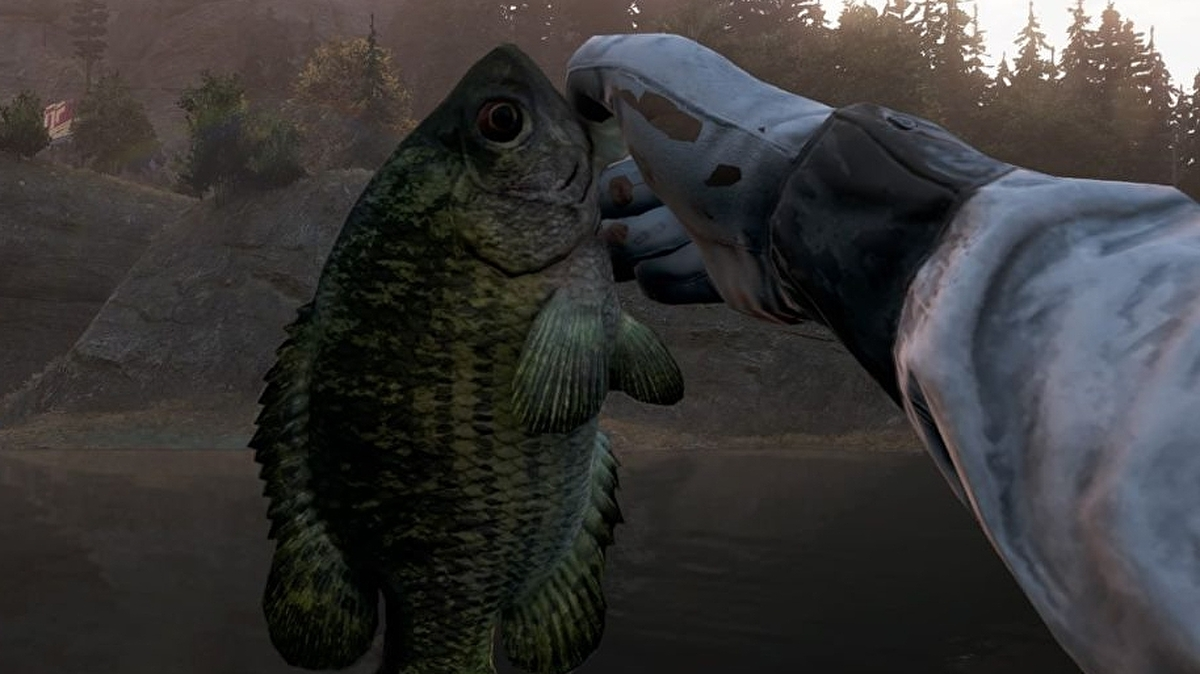 Far Cry 5 fishing: How to fish, where to unlock all fishing
