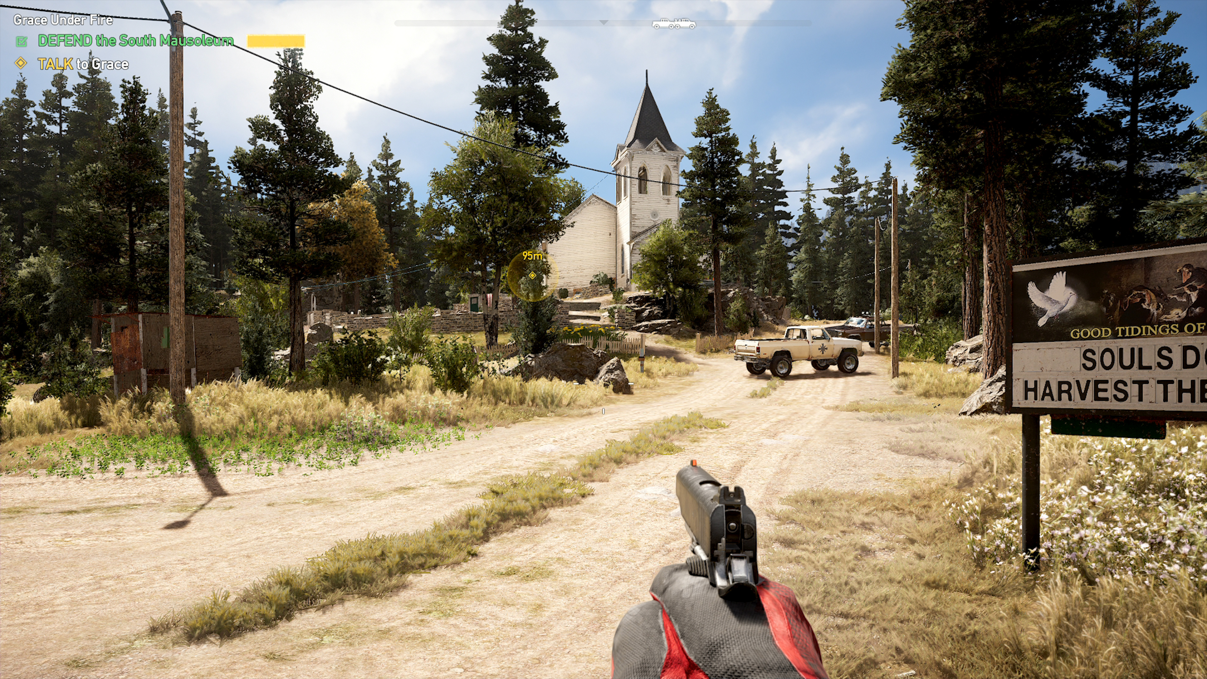 Far Cry 5 impresses on all consoles - but it's extra special on Xbox