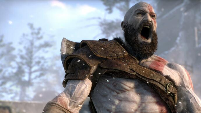 Novo gameplay de God of War mostra exploração e mais
