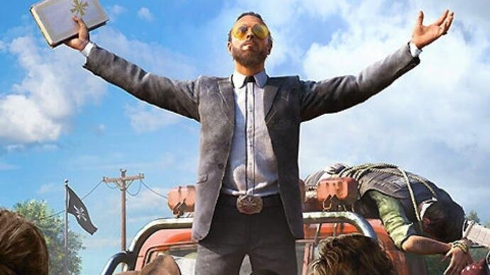 Far Cry 5 tops UK chart with biggest launch in series' history