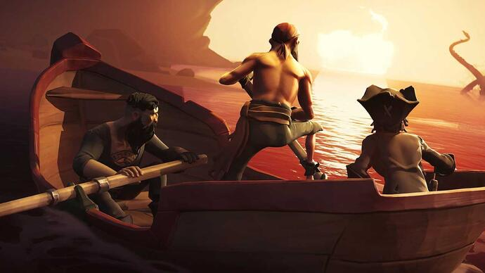 "Sea of Thieves recebe trailer ""honesto"" da Smosh Games"