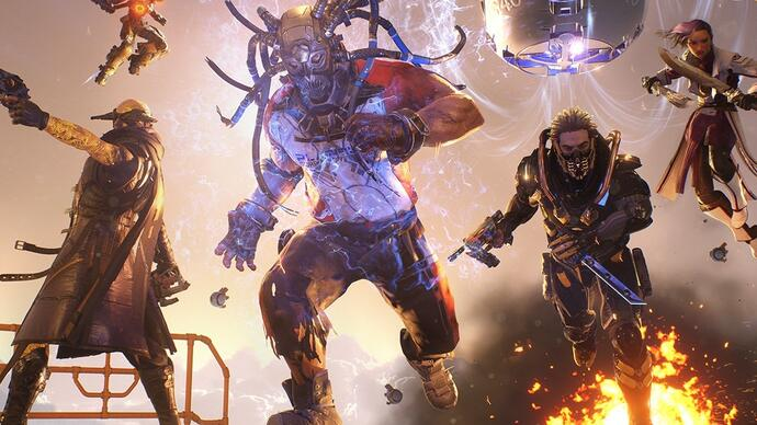 """LawBreakers developer confirms that it's now focussing on  """"otherprojects"""""""