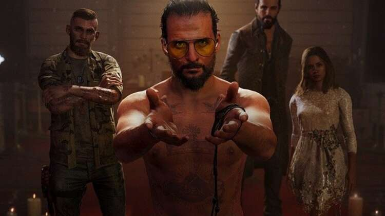 Far Cry S Villains Are Sick Of Far Cry Eurogamer Net