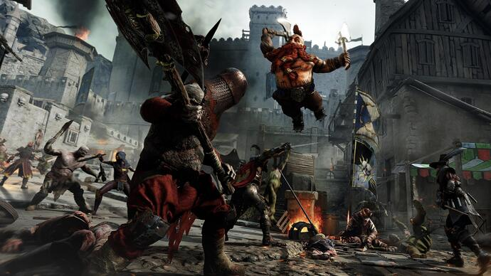 Vermintide 2 patch aims to lower difficulty
