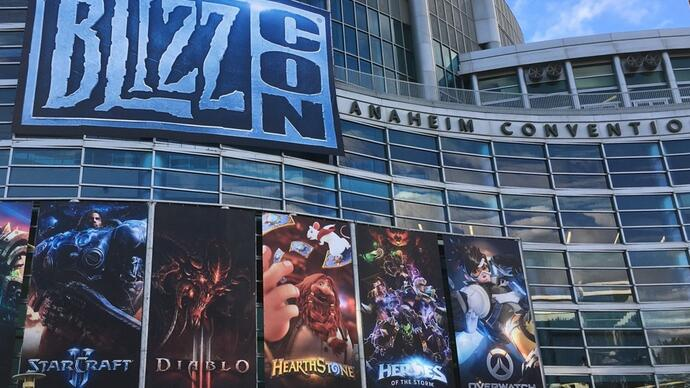 Blizzard announces November dates for this year's BlizzCon