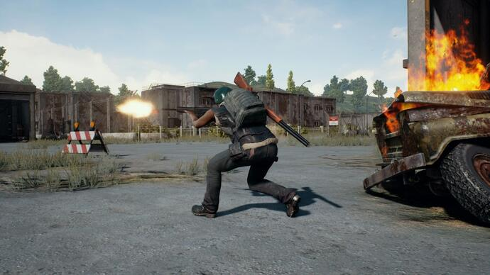 PlayerUnknown's Battlegrounds per Xbox One riceve una nuovapatch