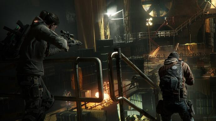 The Division's latest update adds Xbox One X enhancements, two new Global Events
