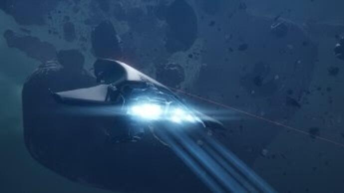 The next expansion for Eve Online is Into theAbyss