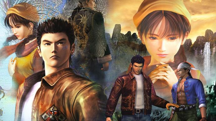 Sega confirms Shenmue remasters are finally happening