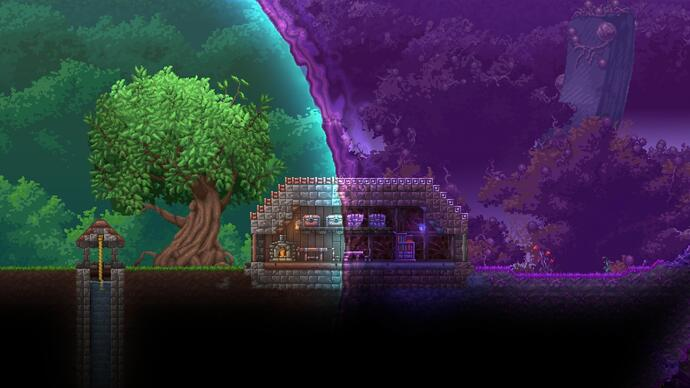 Terraria spin-off Otherworld cancelled three years after it was announced