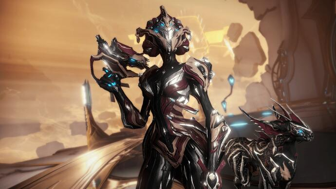 Warframe's Beasts of the Sanctuary update adds new character, survival mode