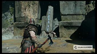God of War - Path to the Mountain, Wildwood's Edge, the Revenant and