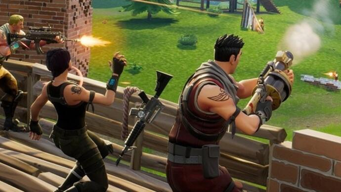 Fortnite's latest update brings a light machine gun, but no meteor devastation
