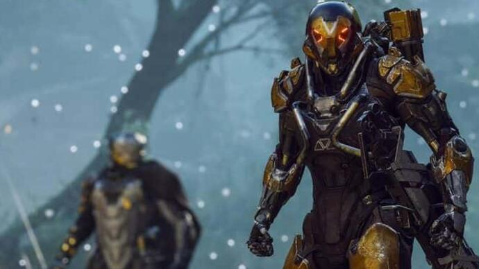 Anthem - Gameplay será como visto no trailer