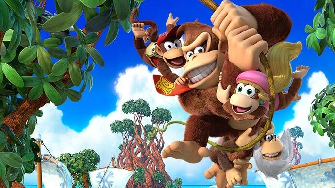 Comparativa de Donkey Kong Country: Tropical Freeze