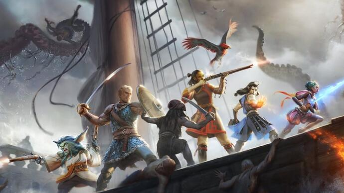 Obsidian outlines first three Pillars of Eternity 2 post-launchexpansions
