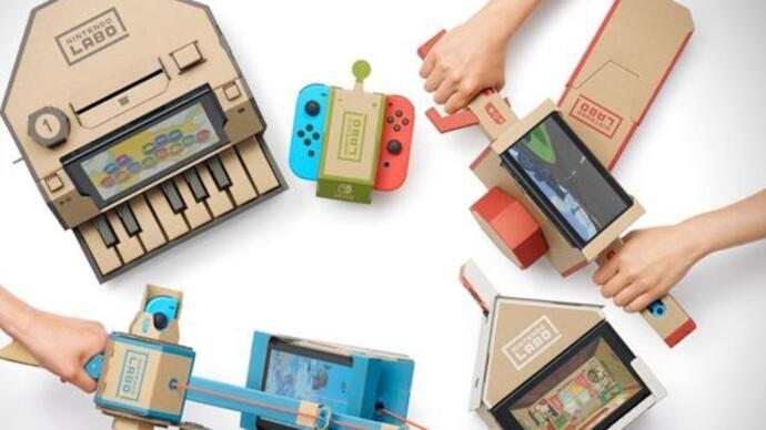 Nintendo Labo: Multi-Set & Robo-Set - Test